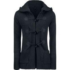 Bluzy rozpinane damskie: Blondie 91 Bluza sportowa damska czarny