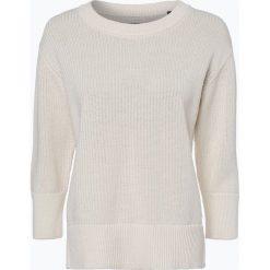 Swetry klasyczne damskie: Marc O'Polo – Sweter damski, beżowy