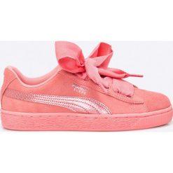 Buty sportowe dziewczęce: Puma – Buty Suede Heart