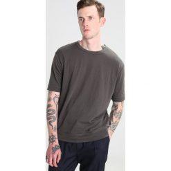Tiger of Sweden Jeans BEEFY Tshirt basic brown ink - 2