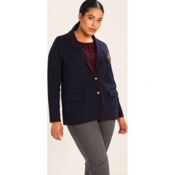 Marynarki i żakiety damskie: Lauren Ralph Lauren Woman COMBED JACKET Żakiet real navy/red