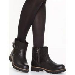 Blackstone Botki black. Brązowe buty zimowe damskie marki Blackstone. W wyprzedaży za 671,20 zł.