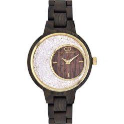 Zegarek Giacomo Design Drewniany  damski  GD28002. Szare zegarki damskie Giacomo Design. Za 415,00 zł.