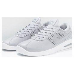 Nike SB AIR MAX BRUIN VAPOR L Tenisówki i Trampki wolf grey/cool grey. Szare trampki męskie Nike SB, z materiału. W wyprzedaży za 423,20 zł.