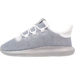 Adidas Originals TUBULAR SHADOW C Tenisówki i Trampki grey three/chalk white. Szare trampki chłopięce marki adidas Originals, z materiału. Za 279,00 zł.