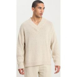 Swetry damskie: Hope LOOM  Sweter beige meliert