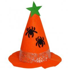Wyprzedaż Dekoracja Halloween Kapelusz Zabawka. Czerwone czapeczki niemowlęce marki Wyprzedaż. Za 11,08 zł.