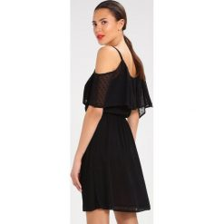Sukienki hiszpanki: YAS YASBLACKLIL OFF SHOULDER Sukienka letnia black