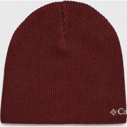 Columbia - Czapka. Brązowe czapki zimowe męskie Columbia, z dzianiny. W wyprzedaży za 49,90 zł.