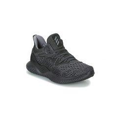 Buty do biegania Dziecko adidas  ALPHABOUNCE BEYOND. Czarne buty sportowe chłopięce Adidas. Za 314,10 zł.
