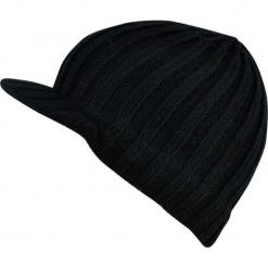 Czapka unisex Kaszkiet czarna. Czarne czapki zimowe damskie Art of Polo. Za 21,37 zł.