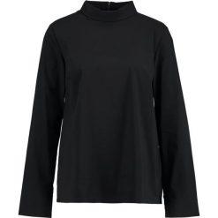 Bluzki asymetryczne: someday. ZUMALA Bluzka black