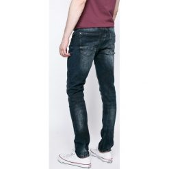 Blend - Jeansy Jet. Niebieskie jeansy męskie slim marki House, z jeansu. W wyprzedaży za 119,90 zł.