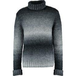 Minimum SUSAMI Sweter dark grey melange. Szare kardigany męskie marki TOMMY HILFIGER, l, z bawełny, z okrągłym kołnierzem. W wyprzedaży za 356,30 zł.