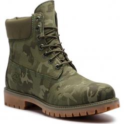 Trapery TIMBERLAND - 6 In Premium Fabric Boot TB0A1U9IA581 Grape Leaf. Zielone botki męskie Timberland, z gumy. W wyprzedaży za 529,00 zł.