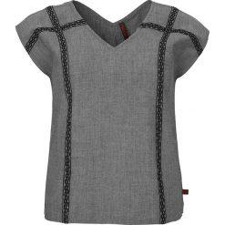 """T-shirty damskie: Koszulka """"Sigga"""" w kolorze szarym"""