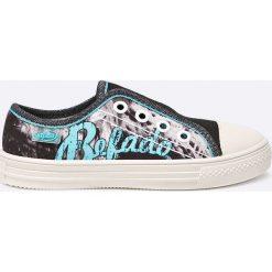 Befado - Tenisówki dziecięce. Szare buty sportowe chłopięce Befado, z gumy. W wyprzedaży za 19,90 zł.