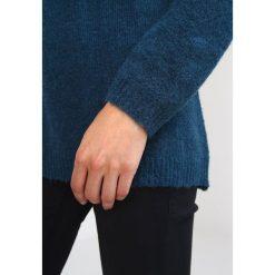 Swetry klasyczne damskie: Kaffe MAJKA  Sweter dark peacock