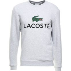 Lacoste Bluza argent chine. Szare bluzy męskie marki Lacoste, z bawełny. Za 459,00 zł.
