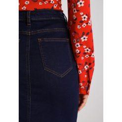 Spódniczki jeansowe: Soaked in Luxury COLLIN Spódnica jeansowa dark blue denim
