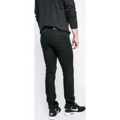 Trussardi - Jeansy. Czarne jeansy męskie relaxed fit marki Trussardi, z bawełny. W wyprzedaży za 699,90 zł.