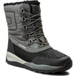 Buty zimowe chłopięce: Śniegowce GEOX – J Orizont B B.Abx D J540BD 0FU50 C0017 D Black/Grey