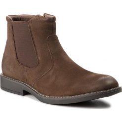 Kozaki BIG STAR - BB174262 Brown. Brązowe buty zimowe męskie BIG STAR, z materiału. W wyprzedaży za 199,00 zł.