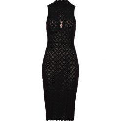 Sukienki: Sukienka bonprix czarny