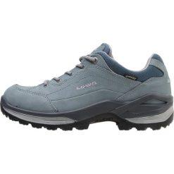 Lowa RENEGADE GTX LO Obuwie hikingowe eisblau. Niebieskie buty sportowe damskie Lowa. W wyprzedaży za 583,20 zł.