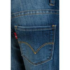 Levi's® 711 Jeans Skinny Fit sodalite blue. Brązowe jeansy dziewczęce marki Levi's®, z bawełny. Za 189,00 zł.