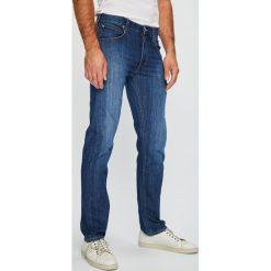 Lee - Jeansy Daren. Niebieskie jeansy męskie regular Lee. Za 399,90 zł.