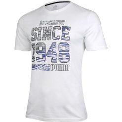 Puma Koszulka męska Fun Summer Logo Tee biała r. L (836592 02). Białe t-shirty męskie Puma, l. Za 70,58 zł.
