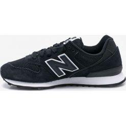 New Balance - Buty WR996LCA. Czarne buty sportowe damskie marki New Balance, z materiału. W wyprzedaży za 299,90 zł.