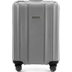 Walizka kabinowa 56-3T-731-70. Szare walizki marki Wittchen, małe. Za 239,00 zł.