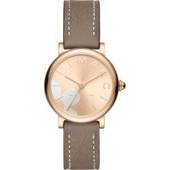 Marc Jacobs CLASSIC Zegarek brown. Brązowe, analogowe zegarki damskie Marc Jacobs. Za 919,00 zł.