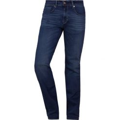 Baldessarini Jeansy Slim Fit darkblue. Niebieskie jeansy męskie relaxed fit marki Baldessarini. Za 549,00 zł.
