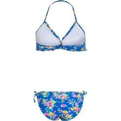Polo Ralph Lauren FLORAL  Bikini blue/pink/multicolor. Niebieskie stroje dwuczęściowe dziewczęce Polo Ralph Lauren. W wyprzedaży za 174,85 zł.