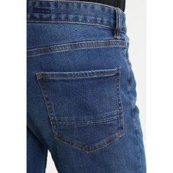 Topman BRIGHT HENDRIX Jeansy Slim Fit blue. Niebieskie rurki męskie Topman. Za 169,00 zł.