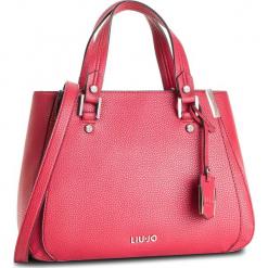 Torebka LIU JO - M Satchel N68013 E0033  91656. Czerwone torebki klasyczne damskie marki Liu Jo, ze skóry ekologicznej. Za 599,00 zł.