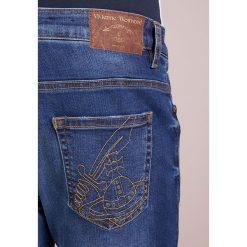 Jeansy męskie: Vivienne Westwood Anglomania Jeans Skinny Fit blue denim