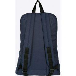 Jack & Jones - Plecak. Czarne plecaki męskie Jack & Jones, w paski, z poliesteru. W wyprzedaży za 119,90 zł.