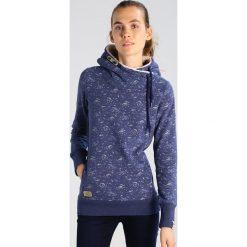 Odzież damska: Ragwear BEATER ORGANIC Bluza z kapturem indigo melange