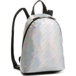 Plecak CALVIN KLEIN - City To Beach Backpack K60K604298 908. Szare plecaki damskie Calvin Klein, z materiału, eleganckie. Za 549,00 zł.