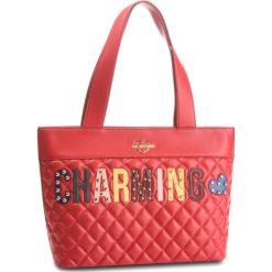 Torebka LOVE MOSCHINO - JC4224PP06KC0500 Rosso. Czerwone torebki klasyczne damskie Love Moschino, ze skóry ekologicznej. Za 929,00 zł.