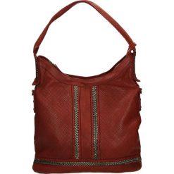 Torba - B7178 AQU RED. Czerwone torebki klasyczne damskie marki Reserved, duże. Za 499,00 zł.
