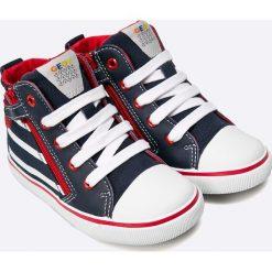Geox - Trampki dziecięce. Szare buty sportowe chłopięce Geox, z materiału. W wyprzedaży za 179,90 zł.
