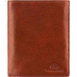 Portfel 21-1-139-5. Czerwone portfele męskie Wittchen. Za 399,00 zł.