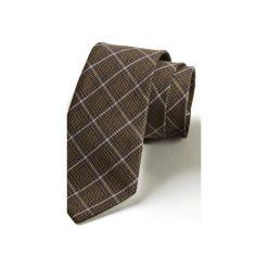 Krawaty męskie: Krawat męski TARTAN