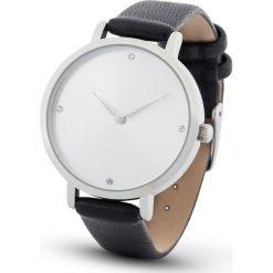 Zegarek na rękę bonprix czarny. Czarne zegarki damskie bonprix. Za 59,99 zł.