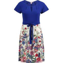Sukienki: Anna Field Sukienka letnia royal blue/offwhite